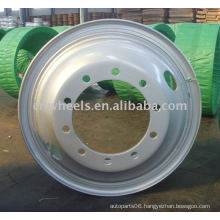 Oem Truck wheel , Durable Tube Wheel rim 24x8.5
